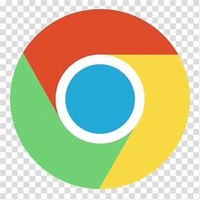 Icon Browser Clipart Web Chrome Google App