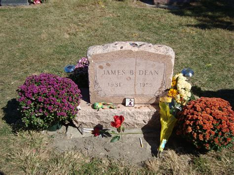 James Dean Grave Fairmount