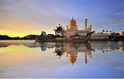 Brunei Sultan Mosque Urlaubsguru Omar Ali