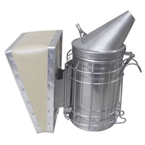 bulk candle 4x7 smoker with stainless steel shield at dadant dadant sons