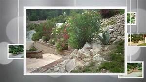 Parterre De Fleur Avec Cailloux : massif rocaille youtube ~ Melissatoandfro.com Idées de Décoration