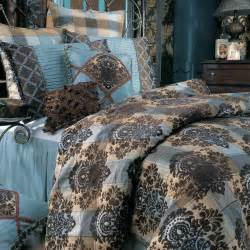 brown turquoise comforter sets bedroom ideas pictures