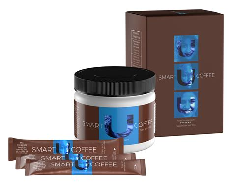 Smart coffee contains all of the notable ingredients listed above. revital U