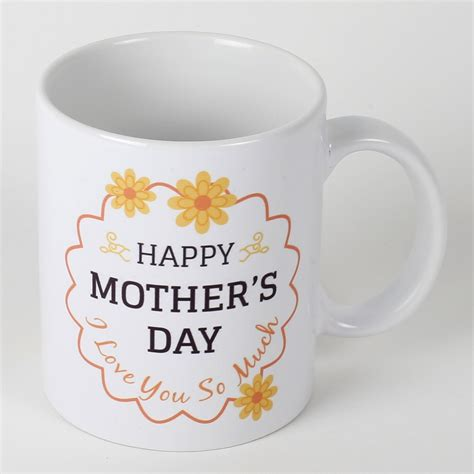 send mothers day personalized mothers day mug