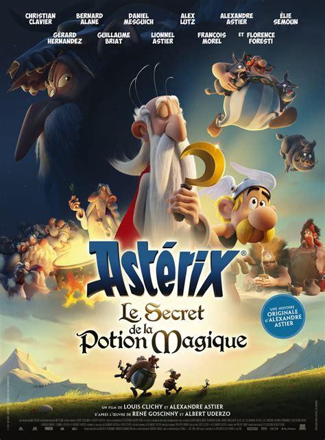 asterix le secret de la potion magique asterix le