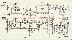 One Condition Trimming Circuit Diagram