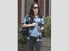 Pregnant Megan Fox Celebrates Her Birthday in LA!