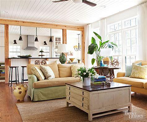 Open Floor Plan Decoration Ideas