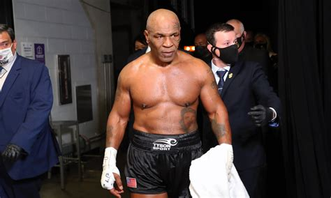 mike tyson   smoked pot  jones fight