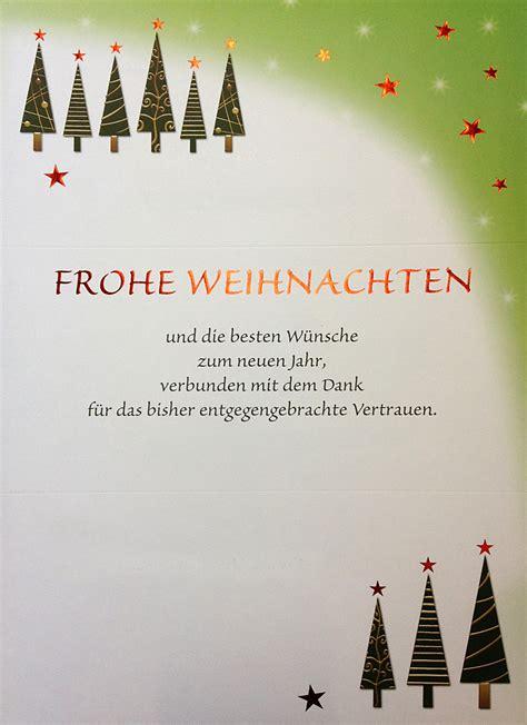 weihnachtsbrief weissgruen frohe weihnachten dank fuer