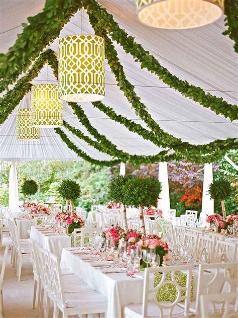 The Prettiest Outdoor Wedding Tents We've Ever Seen