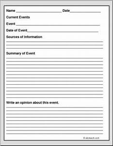 Best 25+ Current events worksheet ideas on Pinterest ...