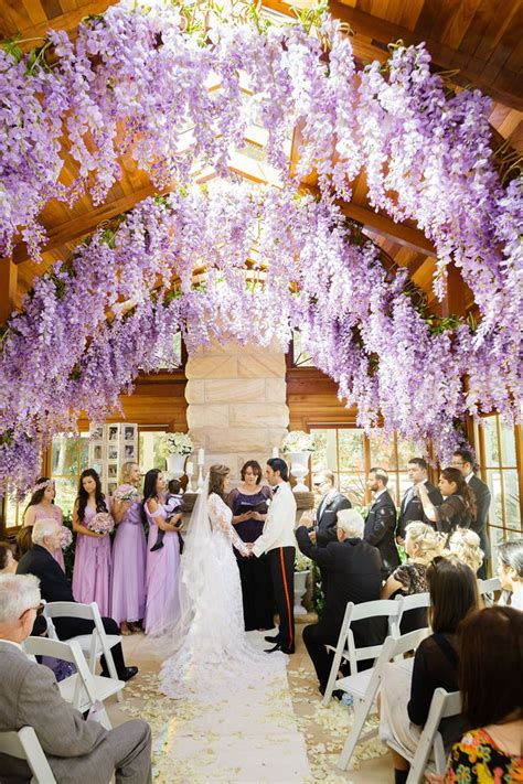 65 Loveliest Lavender Wedding Ideas You Will Love Deer