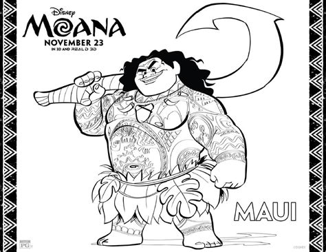 happy diapers by the sea moana coloring pages free printables from disney