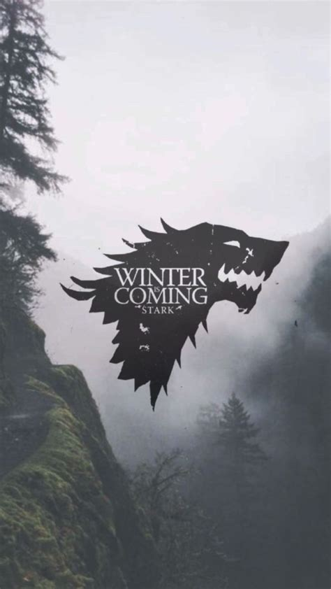 game  thrones stark iphone wallpaper