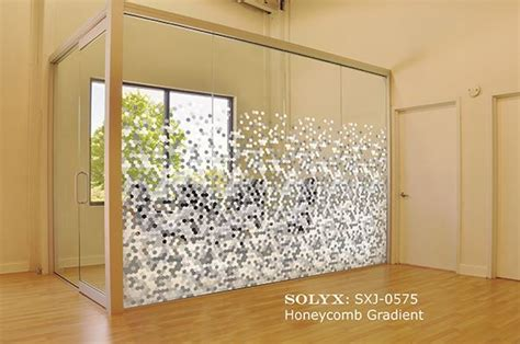 Solyx Decorative Window by Solyx Sxj 0575 Honeycomb Gradient Energy Solutions