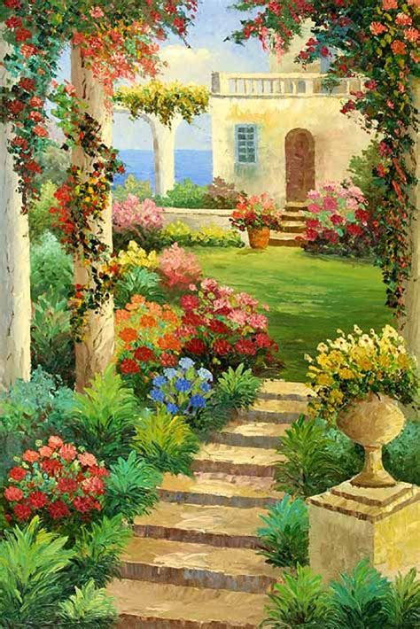 Garden  Photo To Art&life To Artbeautify Your Life