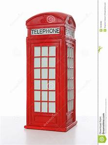 British Red Phone booth stock photo. Image of ...