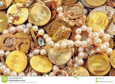 Money And Valuable Stock Photo Image Of Ring, Background