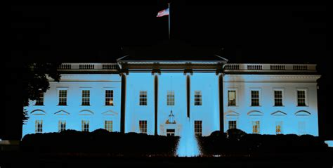light the white house blue for autism we urge president obama to light the white house blue