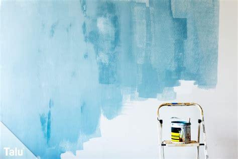 Wandgestaltung Küche Farbe by Wandgestaltung Mit Farbe Farbideen Kombinieren Wirkung