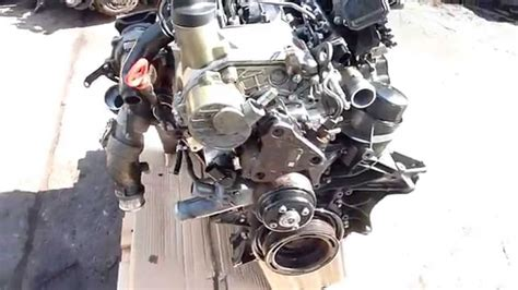 Mercedes Sprinter Engine by Mercedes Sprinter 313 315 Cdi Engine Fits 2006 2009