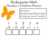 kindergarten math problems math pyramid