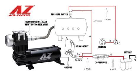 dna knowledge base 12 volt compressor wiring diagram