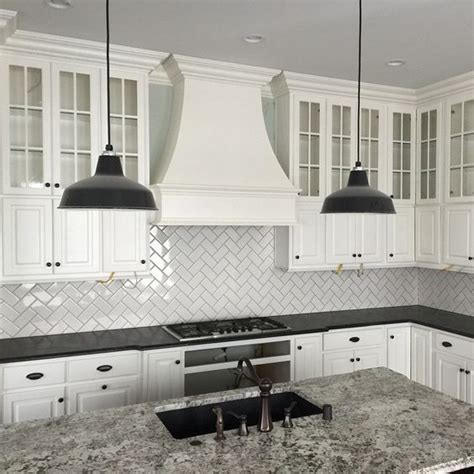 subway tile patterns kitchen 35 ways to use subway tiles in the kitchen digsdigs 5935