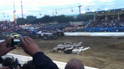 monster truck show california 2014 orange county fair ca monster truck quot freestyle
