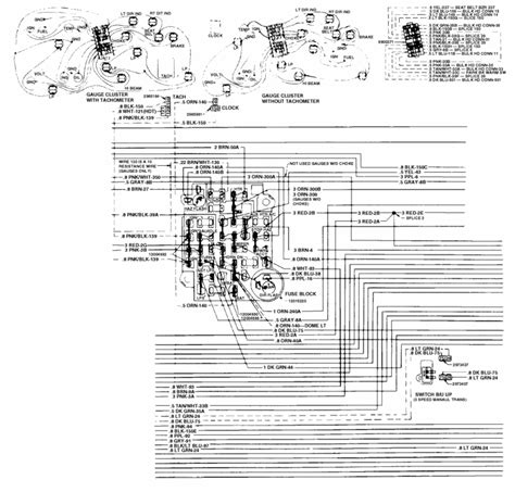 chevy  wiring harness  wiring diagram
