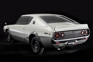 1973 Nissan Skyline H/T 2000 GT R Kenmeri HiConsumption