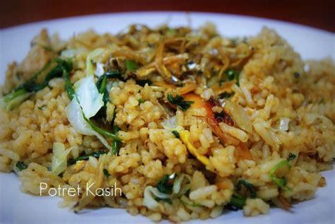 nasi goreng kampung resepi rice nasi pinterest