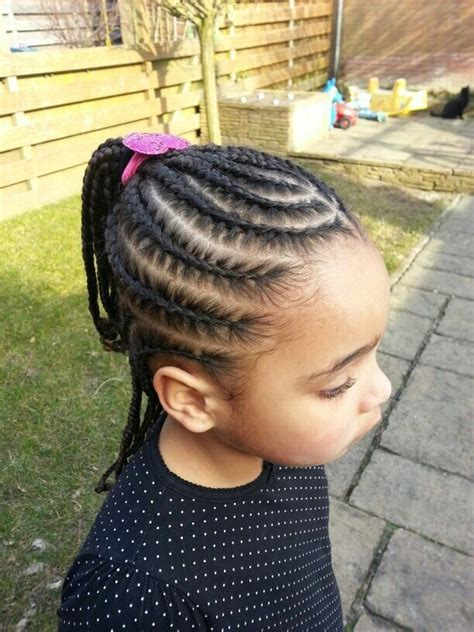 Easy Cornrow Hairstyles For by Simple But Cornrows Hair For