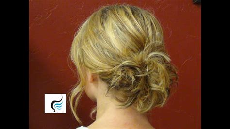 updos  shoulder length hairstyles youtube