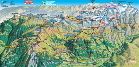 Official website of Verbier ski lift company