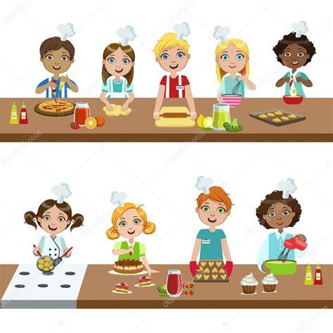 cours cuisine enfants cooking class clipart imgkid com the image