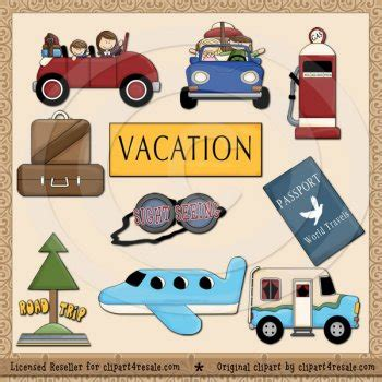 Vacation Clipart Vacation Time Clip Cliparts