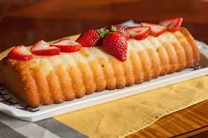 Swedish Almond Loaf Cake