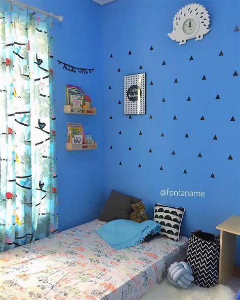 dekorasi dinding 105 harga wallpaper dinding kamar tidur warna biru