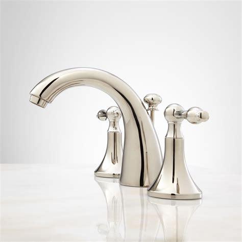 dalles widespread gooseneck bathroom faucet bathroom