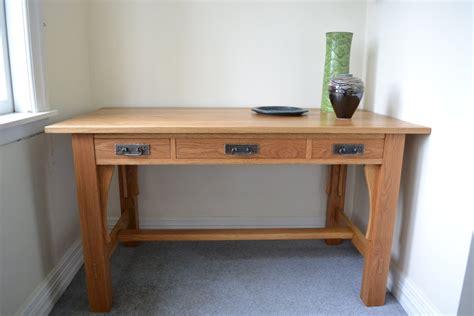 craftsman library table  david white  lumberjockscom