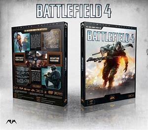 Battlefield 4 PC Box Art Cover by AMIR-013