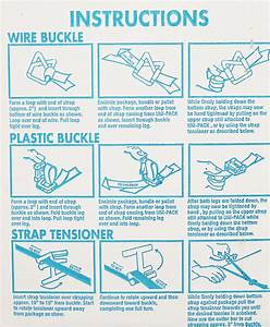 Plastic Strapping Kit