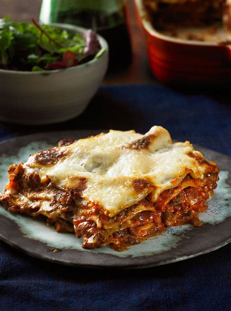 pilz lasagne rezept
