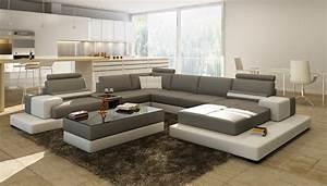 Canape Grande Taille Maison Design