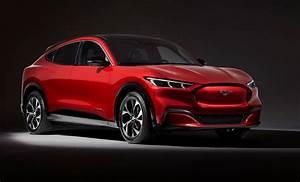 Ford Mustang Mach-E Extended Range AWD : Caratteristiche e Foto   AutoElettrica101