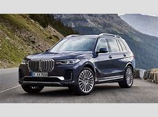 Robb Report Previews BMW X7 is New 3Row SUV – Robb Report