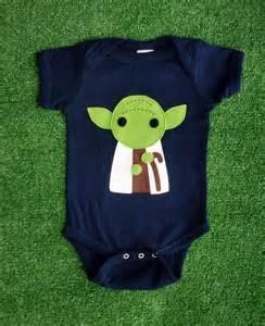 Cute Baby Onesie Yoda