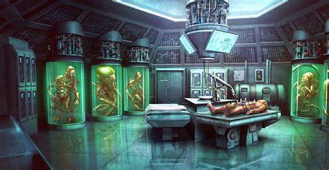 Sci Fi Rpg Settings